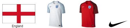 EM Trikot England 2016