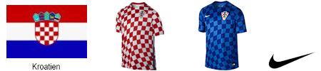 EM Kroatien Trikot 2016