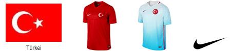 EM Türkei Trikot 2016
