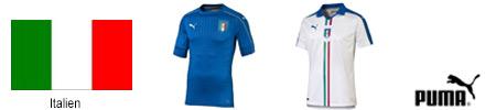 EM Italien Trikot 2016