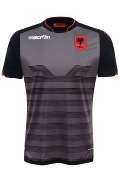 Albania Third Children Jersey EC 2016-17
