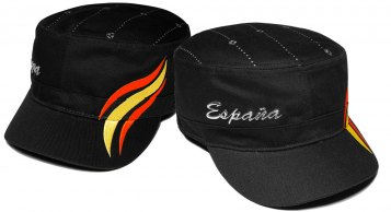 Armycap Spain black