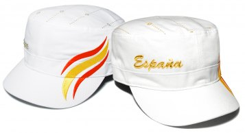 Armycap Spain white