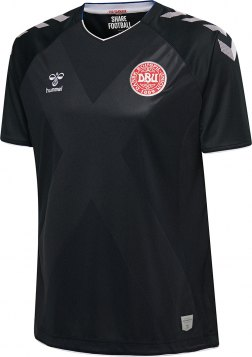 Denmark Children Goalkeeper Jersey WC 2018-19
