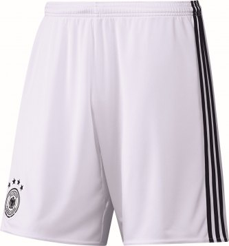 Germany Children Goalkeeper EC Shorts 2016-17