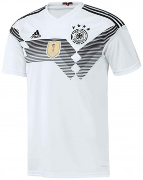 Germany Jersey WC 2018-19