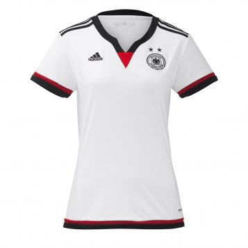 Germany Women World Cup Jersey 2015