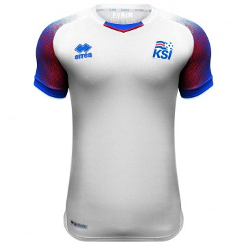 Iceland Away Jersey WC 2018-19