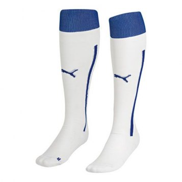 Italy World Cup Socks 2014-15 white