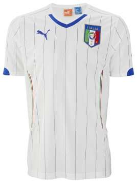 Italy Away World Cup Jersey 2014-15