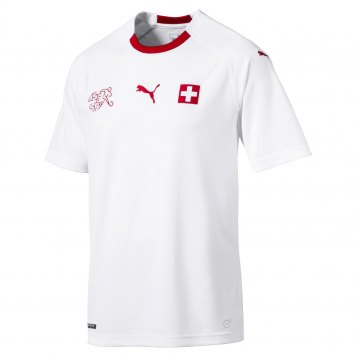Switzerland Away Jersey WC 2018-19
