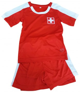 Switzerland Children Set EC 2016