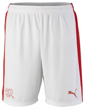 Switzerland EC Shorts 2016-17 white
