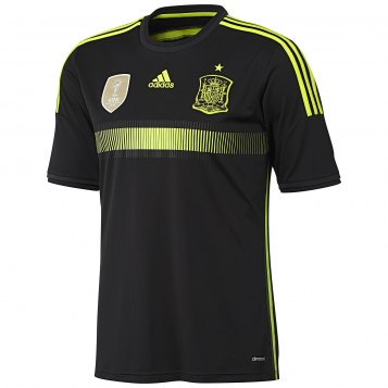 Spain Children Away World Cup Jersey 2014-15