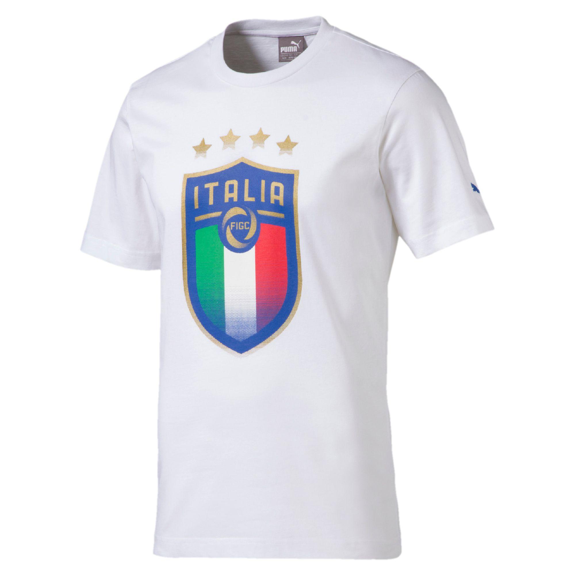 96a5713eb0e0 Italien Badge Tee 2018-19