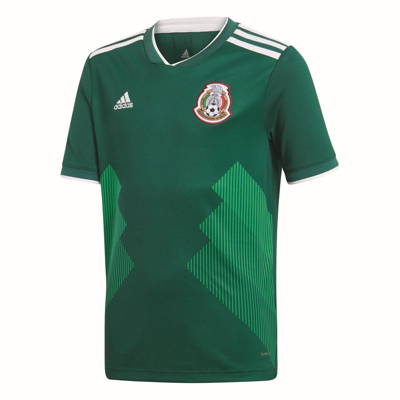 best service 23346 6e6fd Mexiko Kinder WM Trikot 2018-19
