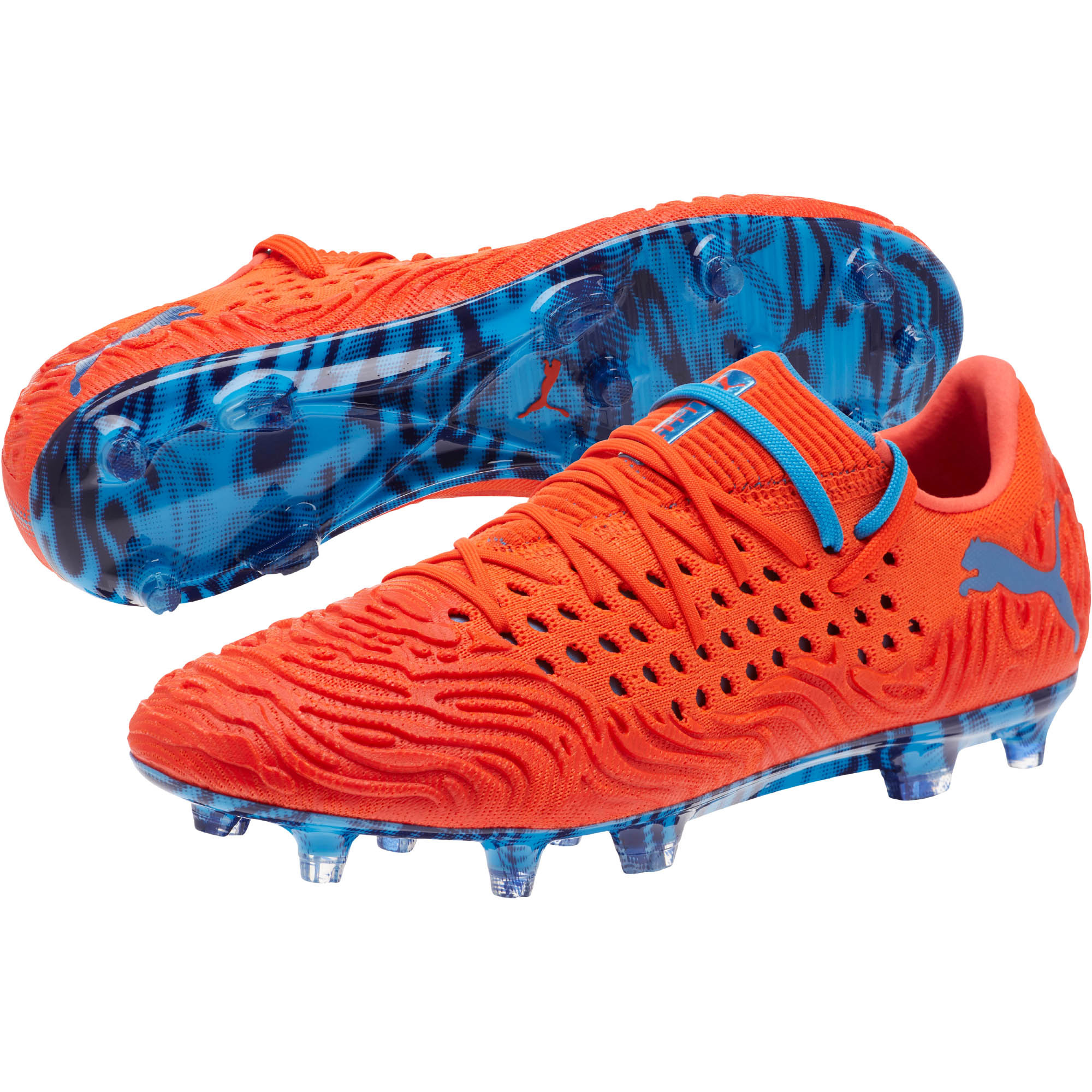 Various Sports · Go · Main page » Other Products » Football Boots » PUMA  FUTURE 19.1 NETFIT LOW FG AG   Shoes for Adults - Red ... 7bbc5a62a