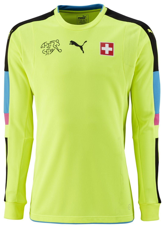 Em Schweiz Trikot