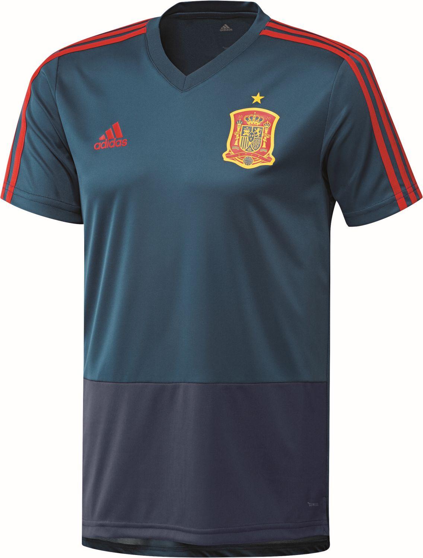 Spain Training Jersey 2018-19 0099c88e9