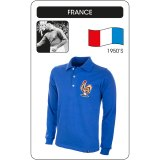 France 1950 Retro-Jersey