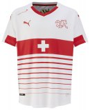DZEMAILI 15 - Switzerland Away Children Jersey EC 2016-17