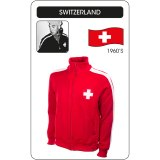 Switzerland 1960 Retro-Jacket