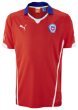 Chile World Cup Jersey 2014-15