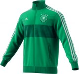 DFB 3 Stripes Track Top 2018-19 - grün