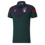 Italy FIGC Iconic MCS Polo 2020-21 - green