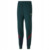 Italy FIGC Iconic MCS Track Pants 2020-21 - green