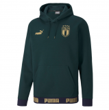 Italy FtblCulture Hoody 2020-21 - green