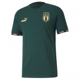 Italy FtblCulture Tee 2020-21 - green
