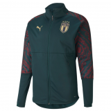 Italy Stadium Third Jacket 2020-21 - green