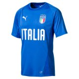 Italien Training Shirt 2018-19 blau