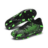 b609d2ca4 PUMA FUTURE 19.4 FG/AG / Shoes for Children - Puma Black-Charcoal Grey