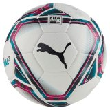 Puma teamFinal 21.2 FIFA Quality Pro Ball - White-Rose Red-Ocean Depths-Puma Black-Omphalodes