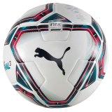 Puma teamFinal 21.3 FIFA Quality Pro Ball - White-Rose Red-Ocean