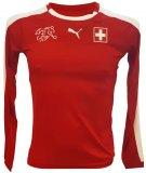 Switzerland Women Jersey EC 2016-17 - longsleeve -