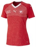 Switzerland Women Jersey WC 2018-19
