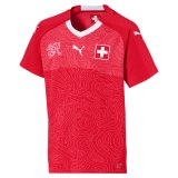 Switzerland Children Jersey WC 2018-19