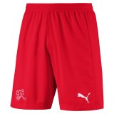 Switzerland WC Shorts 2018-19 red