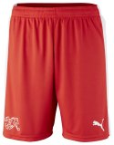Switzerland EC Shorts 2016-17 red