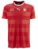 Schär 22 - Switzerland Jersey EC 2016-17 - with mistake in font