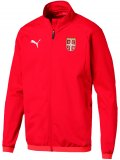 Serbia Training Jacket 2018-19 - red