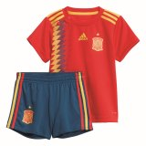 Spain Home Infants Kit WC 2018-19